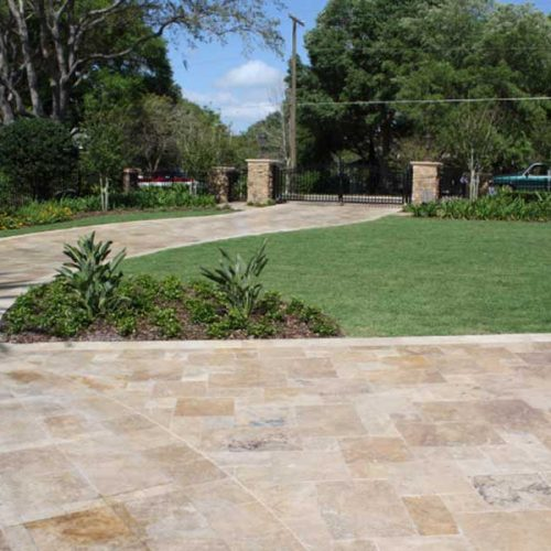 Country Classic Pavers french pattern Tiles Tampa FL