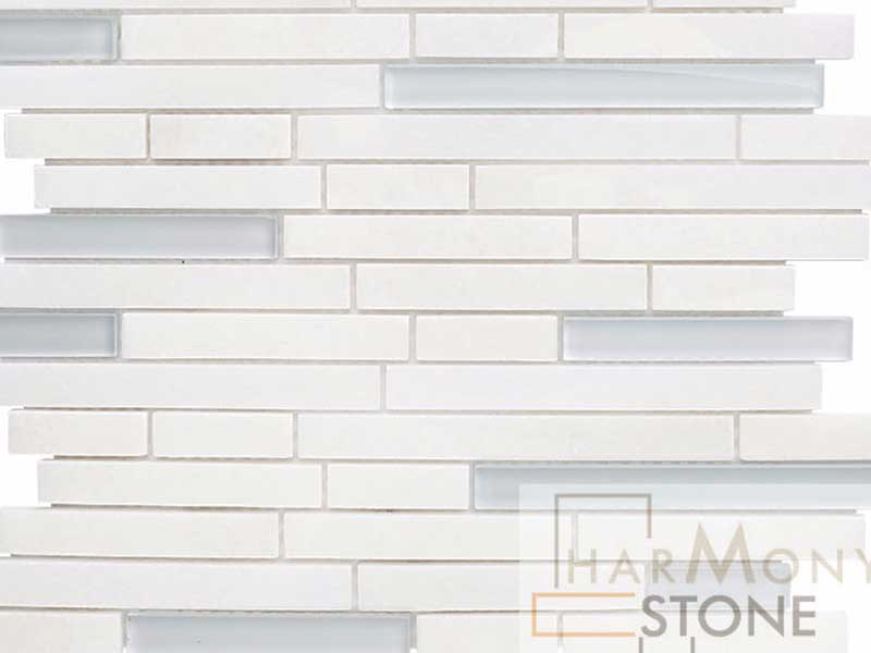 Mugla-White_Mosaic_Linear_Glass-Mix